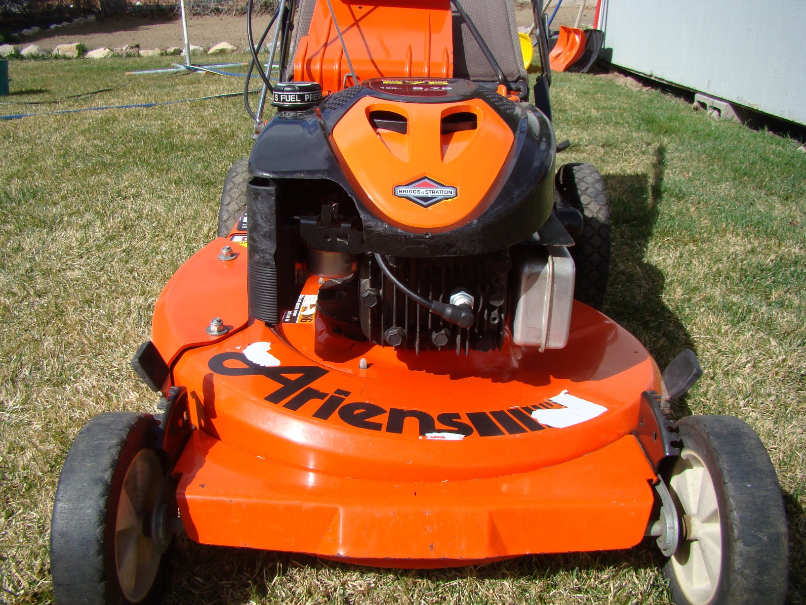 Ariens Classic LM21 Repower Tecumseh to Briggs - Lawn Mower Forums