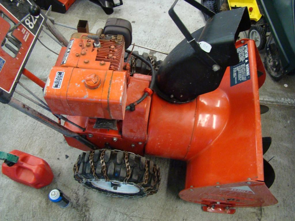 Vintage Toro 826 gearbox leak - Page 3 - Snowblower Forum